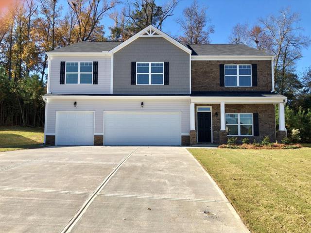 2220 Sunny Day Drive, Hephzibah, GA 30815 (MLS #430350) :: Venus Morris Griffin | Meybohm Real Estate