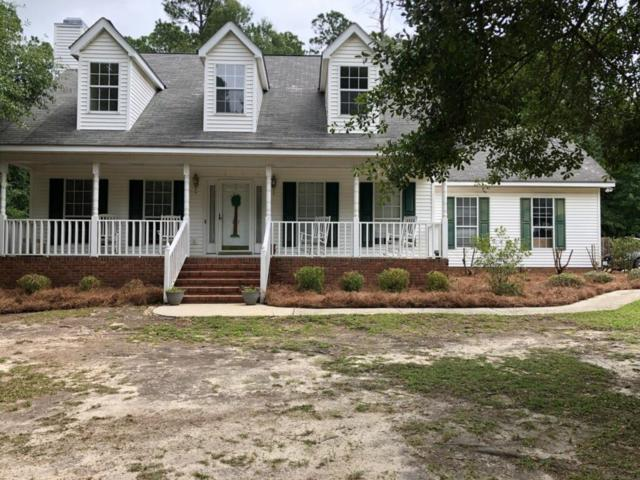 333 Bunker Circle, Williston, SC 29853 (MLS #430412) :: Shannon Rollings Real Estate