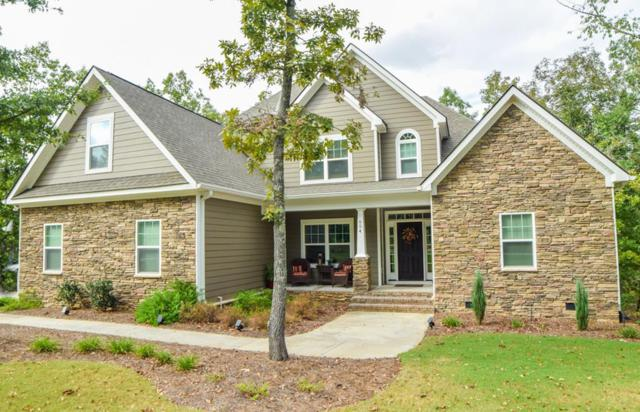 654 Parkside Drive, Aiken, SC 29803 (MLS #430593) :: Shannon Rollings Real Estate