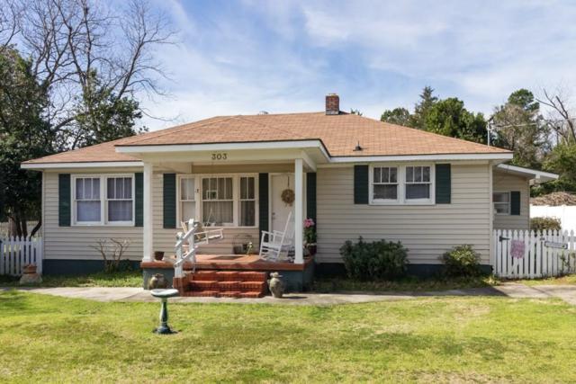 303 N Frederick Street, Wrens, GA 30833 (MLS #430859) :: Young & Partners