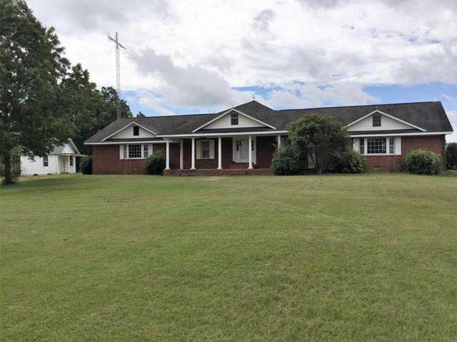 1202 Oaky Grove Church Rd., Wrightsville, GA 31096 (MLS #431414) :: Southeastern Residential
