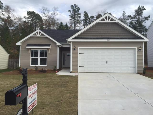 252 Kemper Downs Drive, Aiken, SC 29803 (MLS #432284) :: Venus Morris Griffin | Meybohm Real Estate