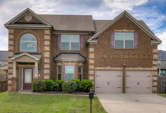 3423 Covington Court, Augusta, GA 30909 (MLS #432897) :: Melton Realty Partners