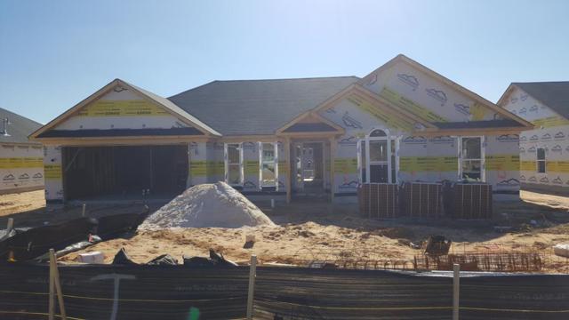 2546 Inverness Drive, Hephzibah, GA 30815 (MLS #433065) :: Shannon Rollings Real Estate