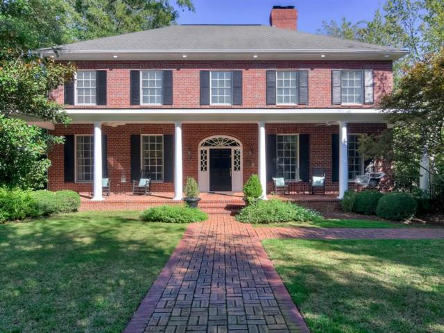 2707 Hillcrest Avenue, Augusta, GA 30909 (MLS #433308) :: Young & Partners