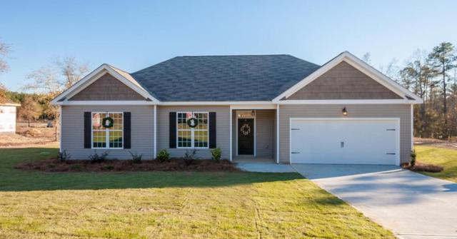 538 SE Bradley Drive, North Augusta, SC 29841 (MLS #433551) :: Southeastern Residential