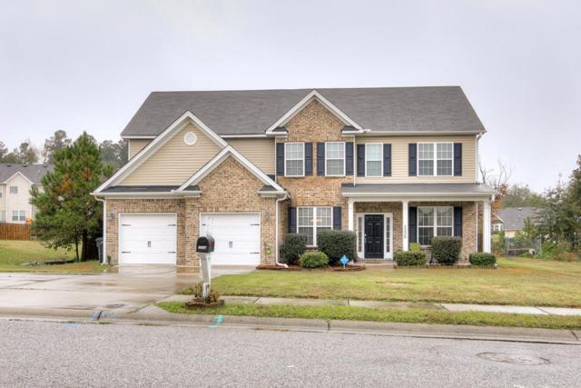 2508 Peach Blossom Pass, Hephzibah, GA 30815 (MLS #434170) :: Venus Morris Griffin | Meybohm Real Estate