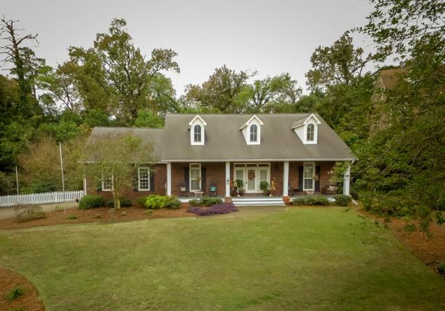 60 Woodlawn Lane, North Augusta, SC 29841 (MLS #434528) :: Young & Partners