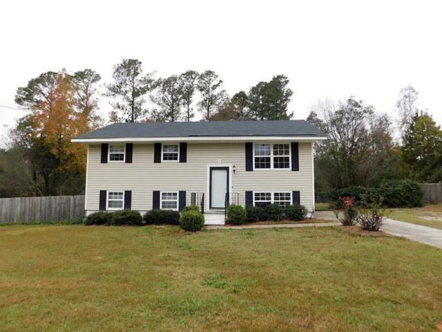 617 Central Road, Thomson, GA 30824 (MLS #434631) :: Young & Partners