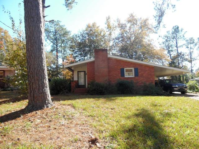 707 Indian Mound Drive, North Augusta, SC 29841 (MLS #434970) :: Shannon Rollings Real Estate