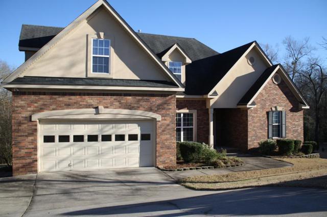 712 Harrison Drive, Evans, GA 30809 (MLS #434973) :: Greg Oldham Homes