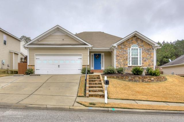745 Wickham Drive, Evans, GA 30809 (MLS #435163) :: Young & Partners