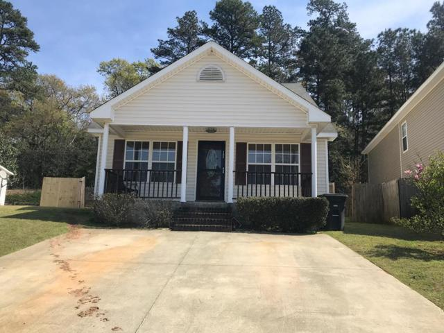 143 Hammond Place Circle, North Augusta, SC 29841 (MLS #435264) :: Melton Realty Partners
