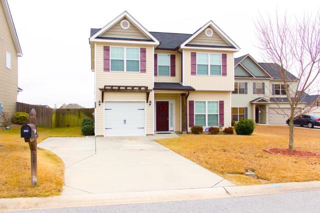 660 Turning Crest Lane, Graniteville, SC 29829 (MLS #435582) :: Southeastern Residential
