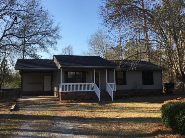 131 Anne Drive, Dearing, GA 30808 (MLS #436192) :: Melton Realty Partners