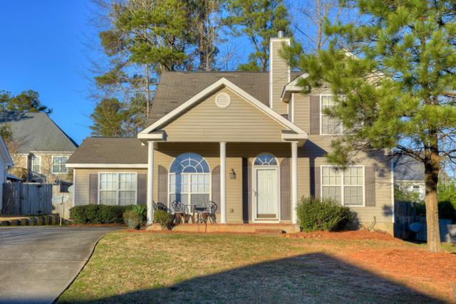 5140 Saddle Circle, Evans, GA 30809 (MLS #436288) :: Shannon Rollings Real Estate