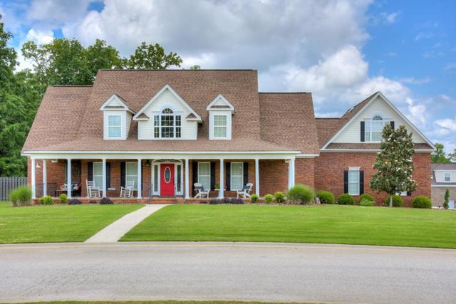 492 Knob Hill Court W, Evans, GA 30809 (MLS #436343) :: Venus Morris Griffin   Meybohm Real Estate