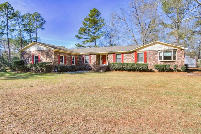 1123 Audubon Road, North Augusta, SC 29841 (MLS #436430) :: Shannon Rollings Real Estate