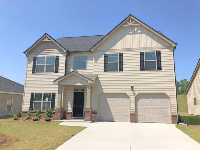 1502 Oglethorpe Drive, Hephzibah, GA 30815 (MLS #436776) :: Melton Realty Partners