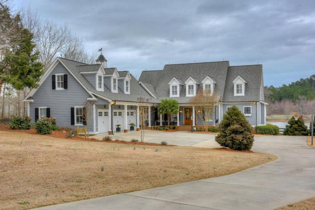5180 Farmstead Drive, Aiken, SC 29803 (MLS #437565) :: Young & Partners