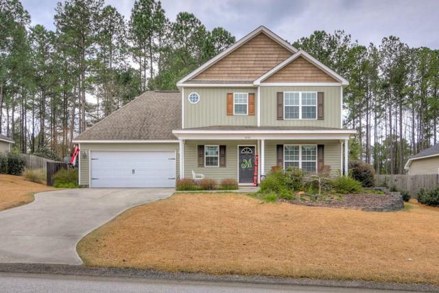 5030 Trickling Creek Drive, Graniteville, SC 29829 (MLS #437927) :: Shannon Rollings Real Estate