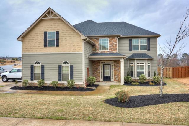 407 Bunchgrass Street, Evans, GA 30809 (MLS #437931) :: RE/MAX River Realty