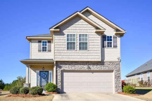 1033 Stockton Street, Aiken, SC 29801 (MLS #438076) :: Shannon Rollings Real Estate