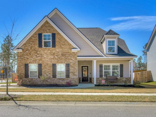 414 Overcup Lane, Evans, GA 30809 (MLS #438269) :: Shannon Rollings Real Estate