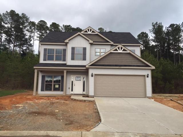 292 Kemper Downs Drive, Aiken, SC 29803 (MLS #438776) :: Shannon Rollings Real Estate