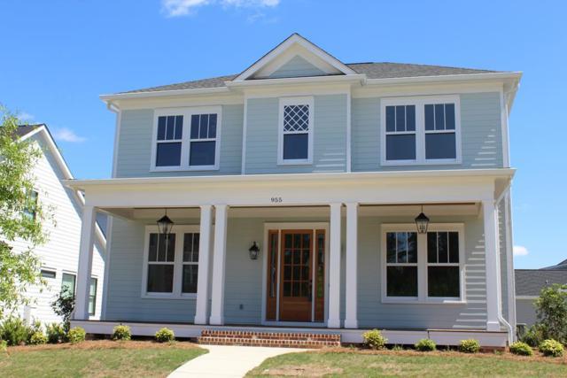 955 Kestrel Drive, Evans, GA 30809 (MLS #439146) :: Young & Partners
