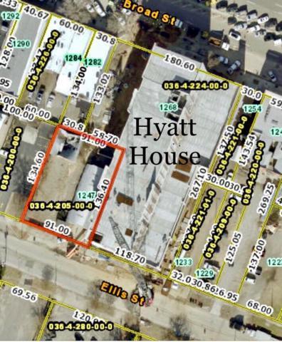 1247 Ellis Street, Augusta, GA 30901 (MLS #439281) :: Venus Morris Griffin | Meybohm Real Estate