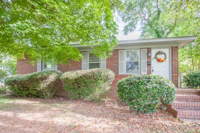 120 Crystal Lake Drive, North Augusta, SC 29841 (MLS #440259) :: Shannon Rollings Real Estate