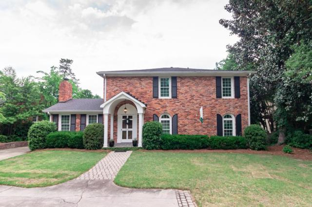 3005 Lake Forest Drive, Augusta, GA 30909 (MLS #440362) :: RE/MAX River Realty