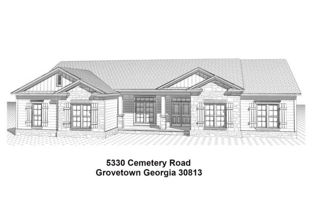5330 Cemetery Road, Grovetown, GA 30813 (MLS #440766) :: Young & Partners
