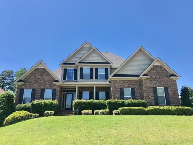 991 Woody Hill Circle, Evans, GA 30809 (MLS #441107) :: Venus Morris Griffin   Meybohm Real Estate