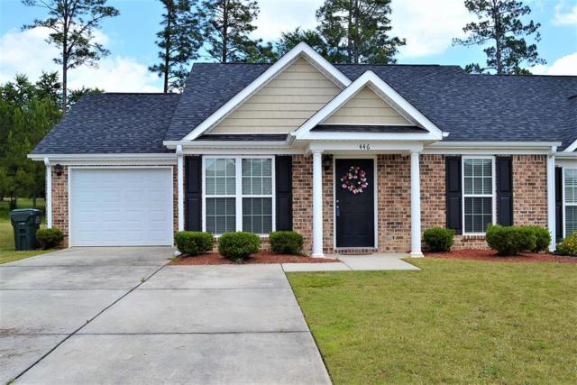 446 Strutter Trail, Aiken, SC 29801 (MLS #441362) :: Venus Morris Griffin | Meybohm Real Estate