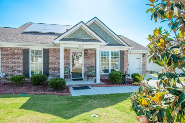 629 Ghee Court, Aiken, SC 29801 (MLS #441384) :: Melton Realty Partners