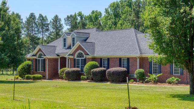 210 Sparrow Lane, Waynesboro, GA 30830 (MLS #441909) :: RE/MAX River Realty