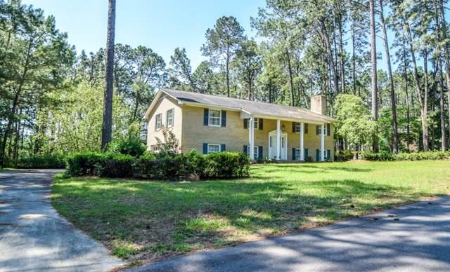 133 Midland Drive, Graniteville, SC 29829 (MLS #442448) :: Shannon Rollings Real Estate