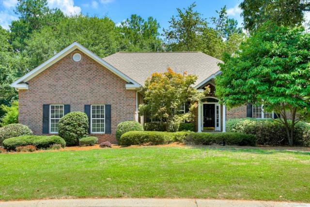 216 Boxelder Drive, Aiken, SC 29803 (MLS #442452) :: Shannon Rollings Real Estate