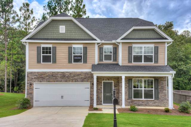 1081 Prides Crossing, Aiken, SC 29801 (MLS #443199) :: Shannon Rollings Real Estate