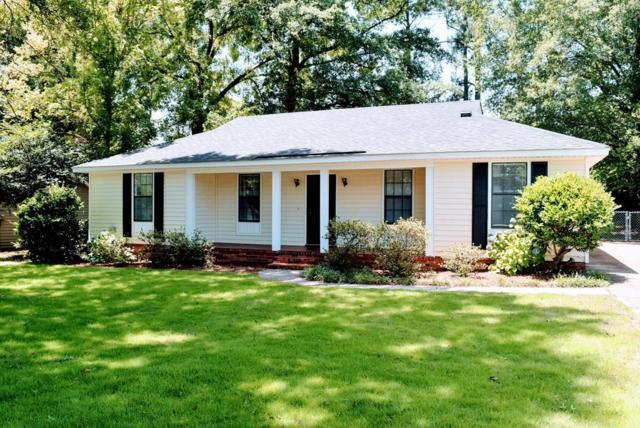 2432 Castlewood Drive, Augusta, GA 30904 (MLS #443266) :: REMAX Reinvented   Natalie Poteete Team
