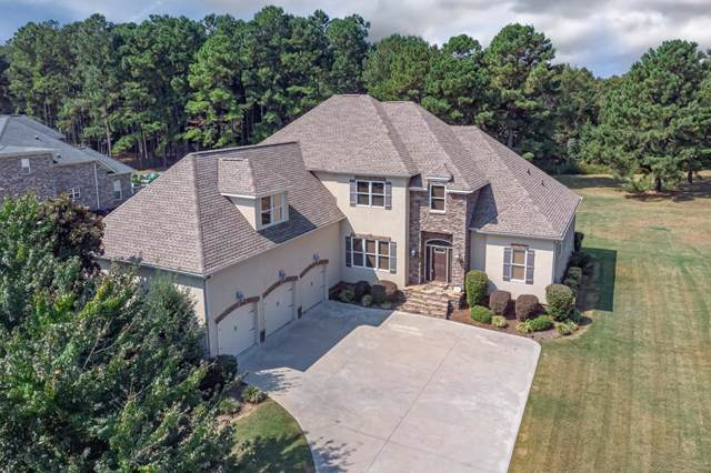 635 Emerald Crossing, Evans, GA 30809 (MLS #443443) :: Shannon Rollings Real Estate