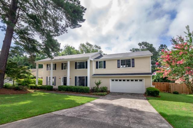 2060 Bridgewater Drive, Augusta, GA 30907 (MLS #443766) :: Venus Morris Griffin   Meybohm Real Estate