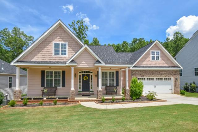 151 Macklin Lane, North Augusta, SC 29860 (MLS #444081) :: Shannon Rollings Real Estate