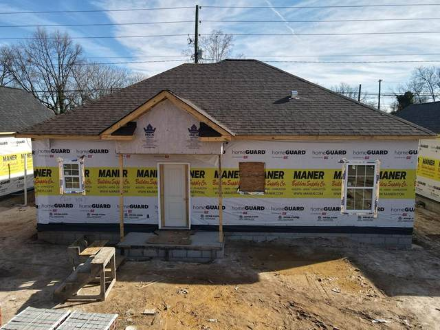 406 Mcqueen Street, Augusta, GA 30901 (MLS #444484) :: Shaw & Scelsi Partners