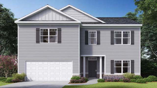6063 Vermillion Loop, Graniteville, SC 29829 (MLS #444529) :: Shannon Rollings Real Estate