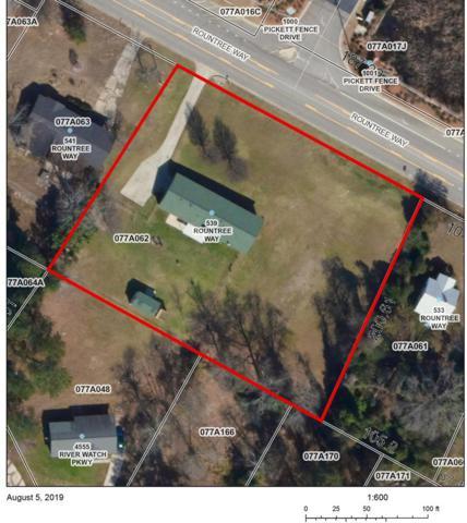539 Rountree Way, Evans, GA 30809 (MLS #444719) :: Southeastern Residential