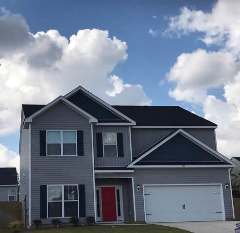 Lot 23 Almond Drive, Graniteville, SC 29829 (MLS #445001) :: Shannon Rollings Real Estate