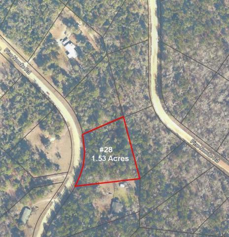 0 Pine Needle Road, Hephzibah, GA 30815 (MLS #445071) :: REMAX Reinvented | Natalie Poteete Team